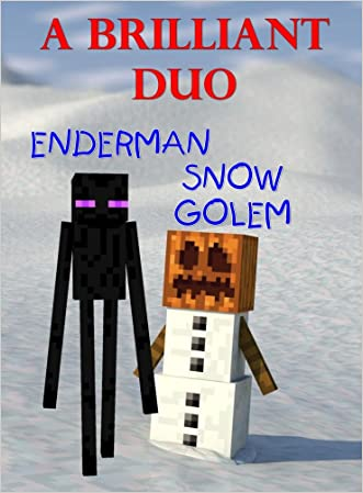 Minecraft: A Brilliant Duo: Adventures Of Enderman And Snow Golem (Minecraft Interview)