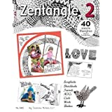 Zentangle?2 by CZT Suzanne McNeill (2012)