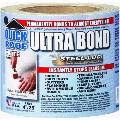 Cofair Products UBW425: Quick Roof Ultra Bond Instant Self-Adhesive Roof Repair