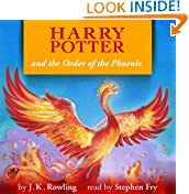 Harry Potter and the Order of the Phoenix - Unabridged 24 Audio CD Set