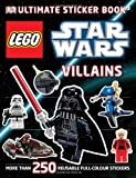 Collectif LEGO® Star Wars Villains Ultimate Sticker Book