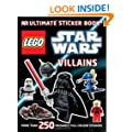 LEGO� Star Wars Villains Ultimate Sticker Book