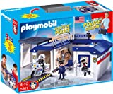 Playmobil 5917 Take Along Police Headquarters