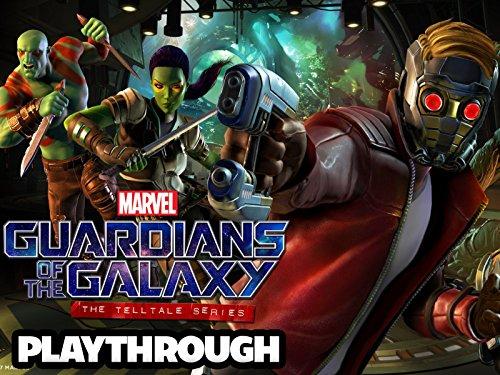 Clip: Guardians Of The Galaxy A Telltale Series Playthrough - Season 1