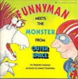 Funnyman Meets the Monster from Outer Space (0590339591) by Stephen Mooser