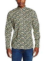 Otto Kern Camisa Hombre (Multicolor)