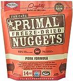 Primal Raw Freeze-Dried Feline Pork Formula