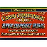 Pearson's Canal Companion Stourport Ring: Black Country Canals - Birmingham Canal Navigationby Michael Pearson