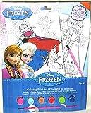 Disney Frozen Coloring Paint Set