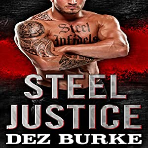 Steel Justice Hörbuch