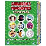 Children's Favourites - Triple Pack - Superstar/Brightest/Ultimate [2008] [DVD]