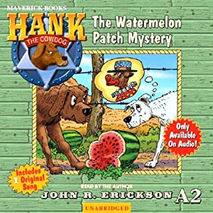 The Watermelon Patch Mystery Audiobook