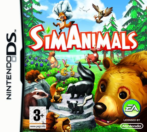 SimAnimals (Nintendo DS) - 1