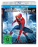 DVD & Blu-ray - The Amazing Spider-Man 2: Rise of Electro (3D + 2D Version - 2 Discs) [3D Blu-ray]