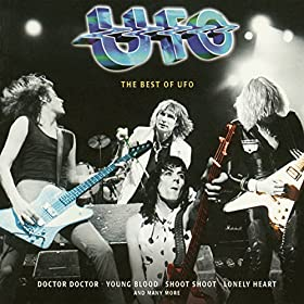 The Best Of UFO