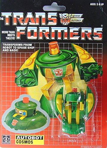 Transformers G1 Autobot Mini Vehicle Warrior Cosmos UFO Re-issue Brand NEW MISB (Transformers United Wheeljack compare prices)