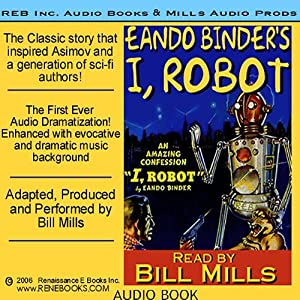 I, Robot Audiobook