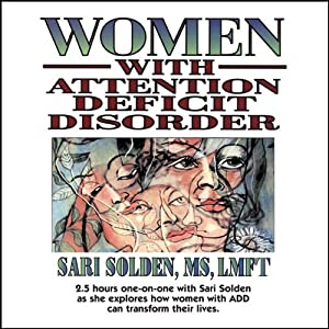 Women with Attention Deficit Disorder Audiobook