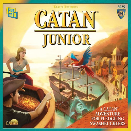 Catan: Junior JungleDealsBlog.com