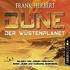 Der Wüstenplanet (Dune 1) Hörbuch von Frank Herbert Gesprochen von: Simon Jäger, Jürgen Prochnow, Marianne Rosenberg