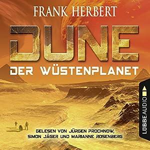 Der Wüstenplanet (Dune 1) Audiobook