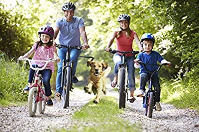 Bicycle Dog Leash - Trainer Leash For Dogs - Attaches to Bike In Seconds - Safety Flexi Leash - Stretchable Leash for Added Safety to Rider and Pet