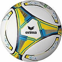 Erima fútbol Híbrido Sala JNR-2M 310, color blanco/negro, 4, 719631