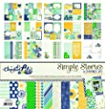 Simple Stories A Charmed Life Scrapbook Collection Kit
