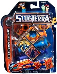 Amazon.com: Slugterra Transforming Slug Darts Burpy v1, Joules, and