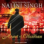 Heart of Obsidian: Psy-Changeling, Book 12 | Nalini Singh