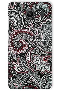 IndiaRangDe Hard Back Cover FOR Xiaomi Redmi 2 Prime
