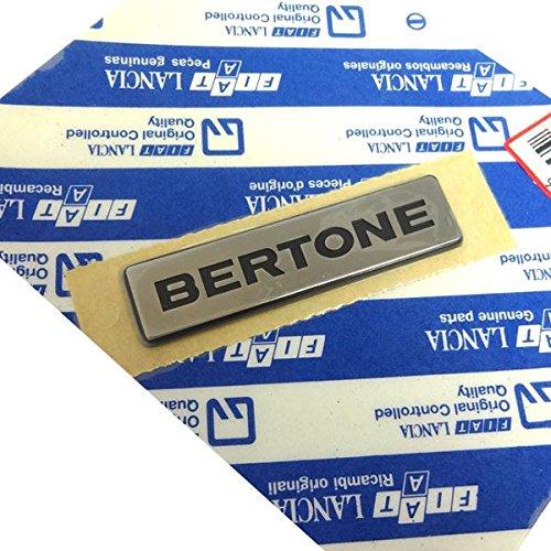 Genuine Fiat Punto Cabrio Bertone 46730640-Badge