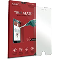 iCarez Tempered Glass Screen Protector for Apple iPhone 6 Plus / 6s Plus