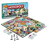 Monopoly: Phineas and Ferb Collectors Edition
