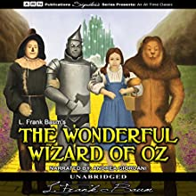 The Wonderful Wizard of Oz (       UNABRIDGED) by L. Frank Baum Narrated by Andrea Giordani