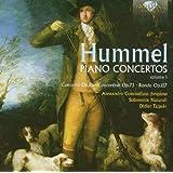 Hummel: Piano Concertos, Vol. 1