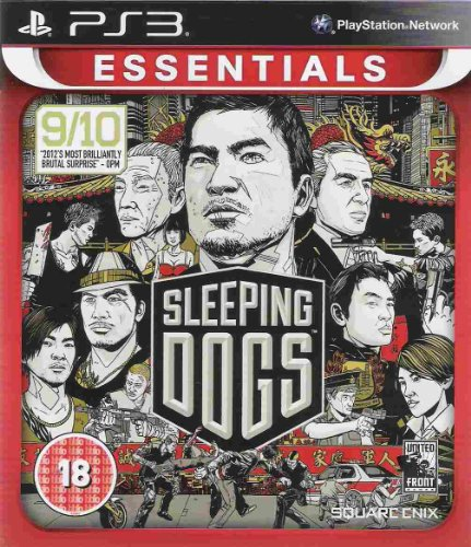 Sleeping Dogs - Essentials Range (Ps3) (Uk Import) front-243453