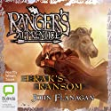 Erak's Ransom: Ranger's Apprentice, Book 7 Audiobook by John Flanagan Narrated by William Zappa