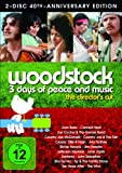 DVD Cover 'WOODSTOCK Special Edition (2-Discs)  [Director's Cut]