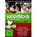 Woodstock - 40th Anniversary Edition [Edizione: Germania]