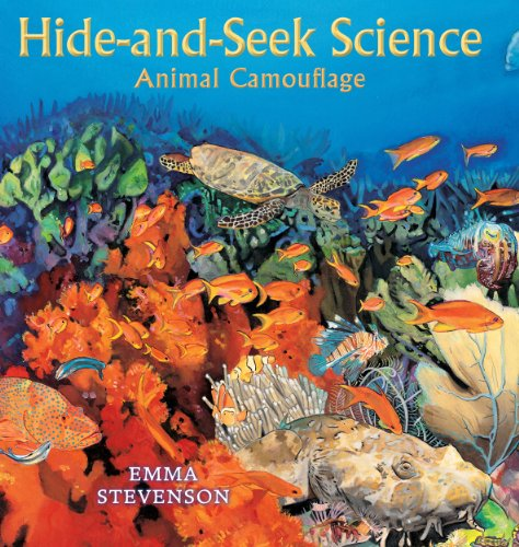 Animal Camouflage (Hide-And-Seek Science)