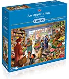 Gibsons An Apple a Day Jigsaw Puzzle (1000 pieces)