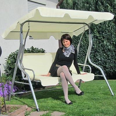 Hollywood Schaukel für 3 Personen von JOM Car Parts & Car Hifi GmbH bei Gartenmöbel von Du und Dein Garten