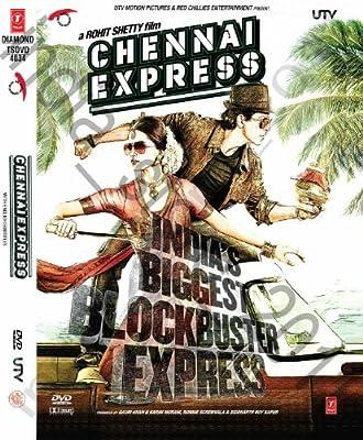 Chennai Express - DVD (Hindi Movie / Bollywood Film / Indian Cinema)