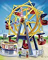 Playmobil 5552 Summer Fun Amusement Park Ferris Wheel with Lights