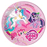 Hasbro 23cm My Little Pony Dinner Plates