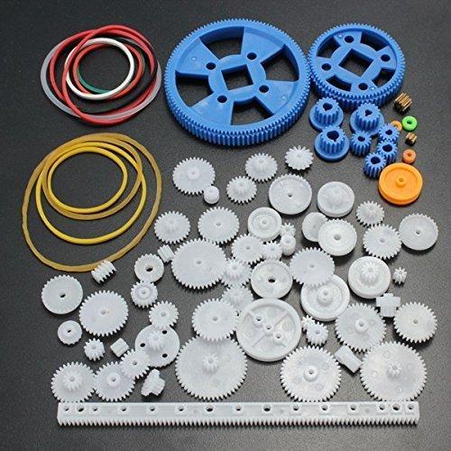 uctop-80pcs-plastic-diy-robot-gear-kit-gearbox-motor-gear-set-for-diy-car-robot