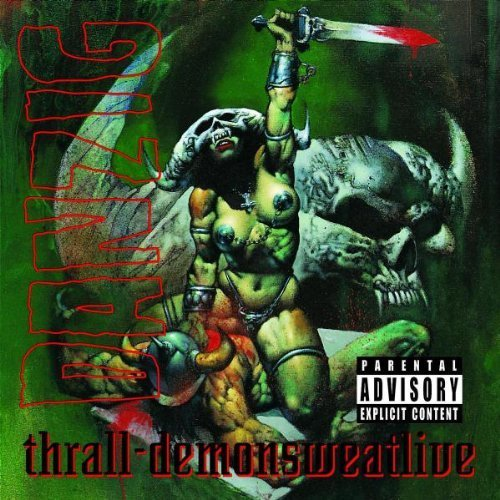 Thrall: Demonsweatlive by Danzig (2002) Audio CD