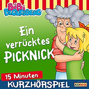 Ein verrücktes Picknick (Bibi erzählt - Kurzhörspiel) Hörspiel