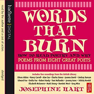 Words That Burn Audiobook